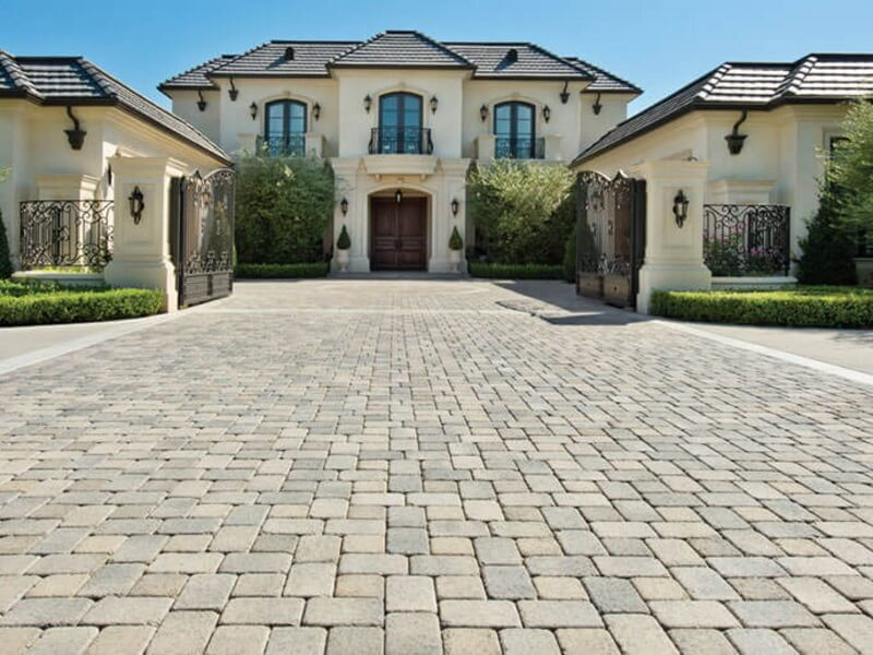 Driveways Pavers Angelus Catalog