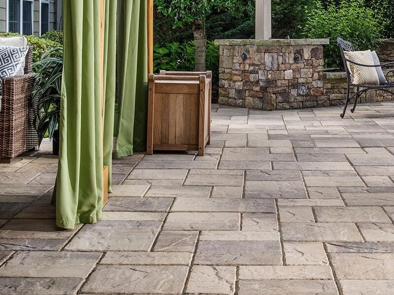 Patios Pavers Belgard
