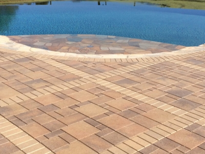 Pool Decks Pavers Orco