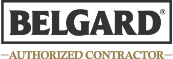 Top pavers manufacturer Belgard logo