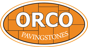 Top pavers manufacturer Orco logo