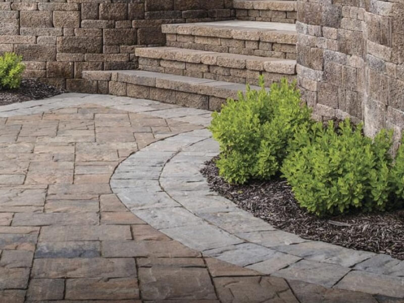 Walkways Steps Pavers Belgard Catalog