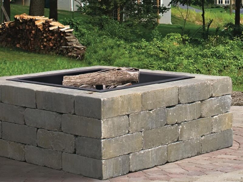 Belgard Weston Stone Fire Pit Kit