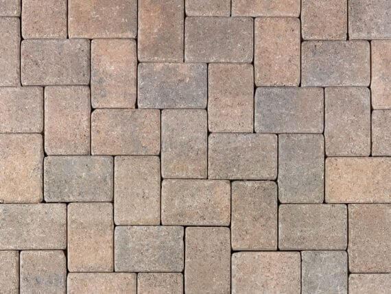 Cream Brown Charcoal Tumbled