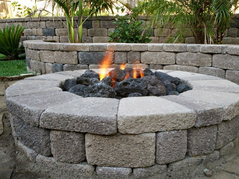 Orco Keystone Country Manor ® Fire Pits