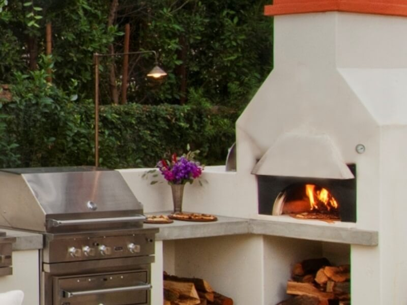 Orco Pizza Oven